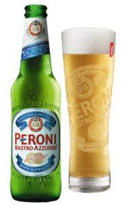Peroni bier